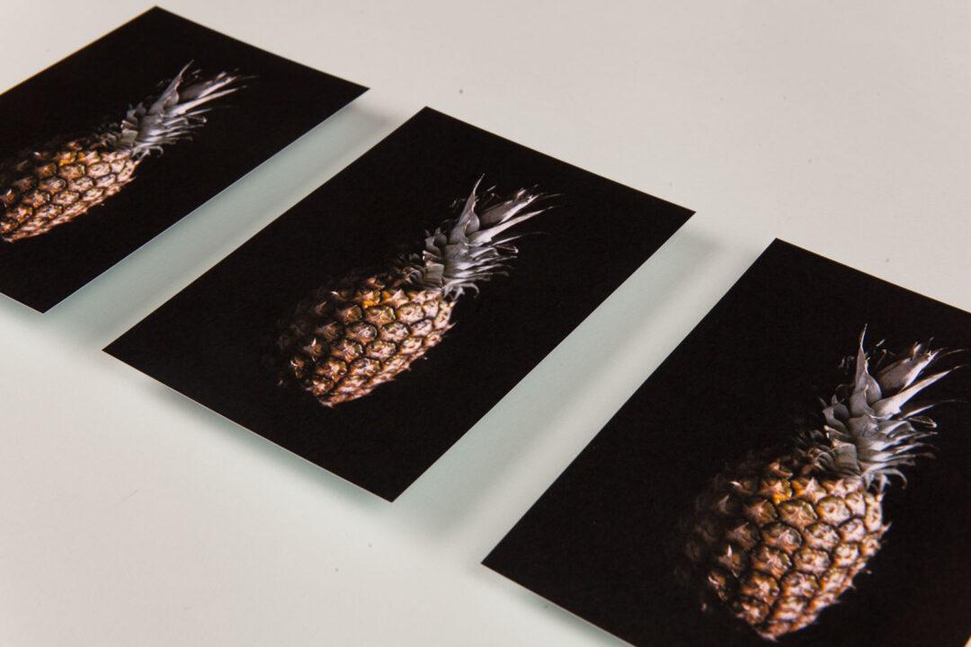 Postikortti | Ananas 3