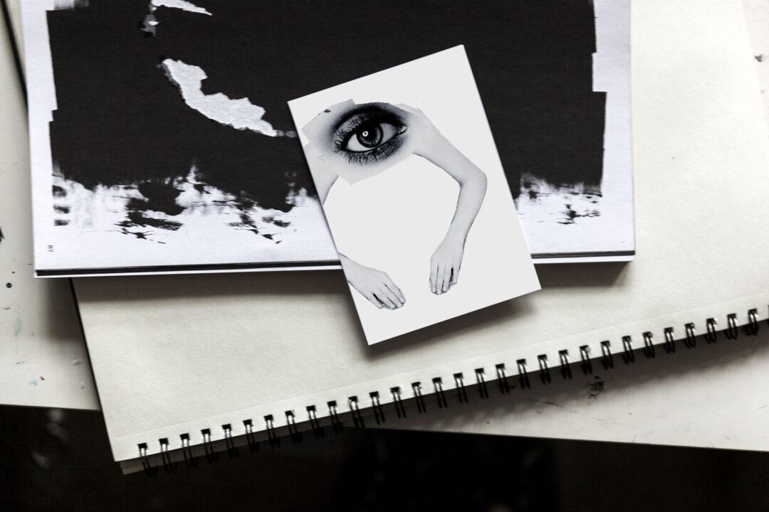 Postikortti | Dada eye 3