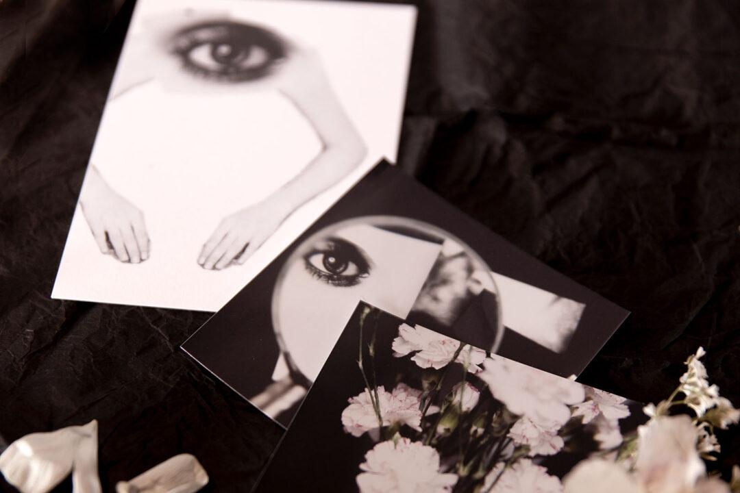 Postikortti | Dada eye 5