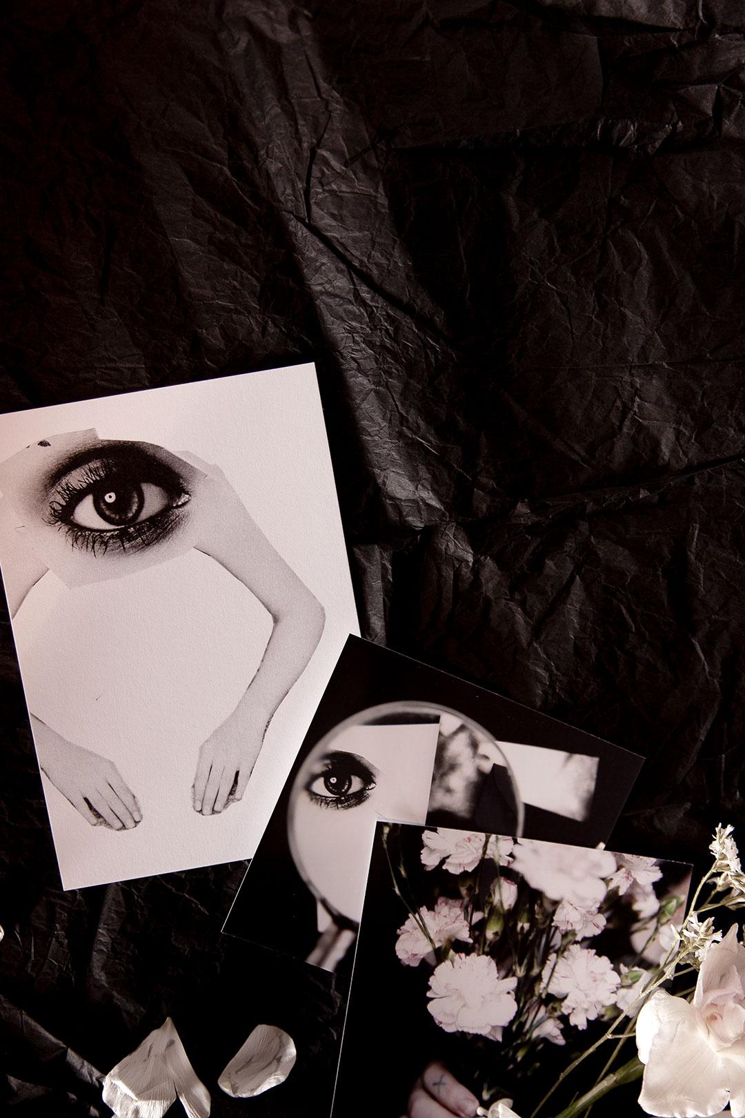 Postikortti | Dada eye 4