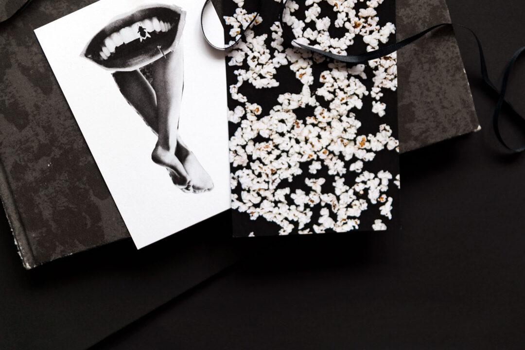 popcorn black with dada