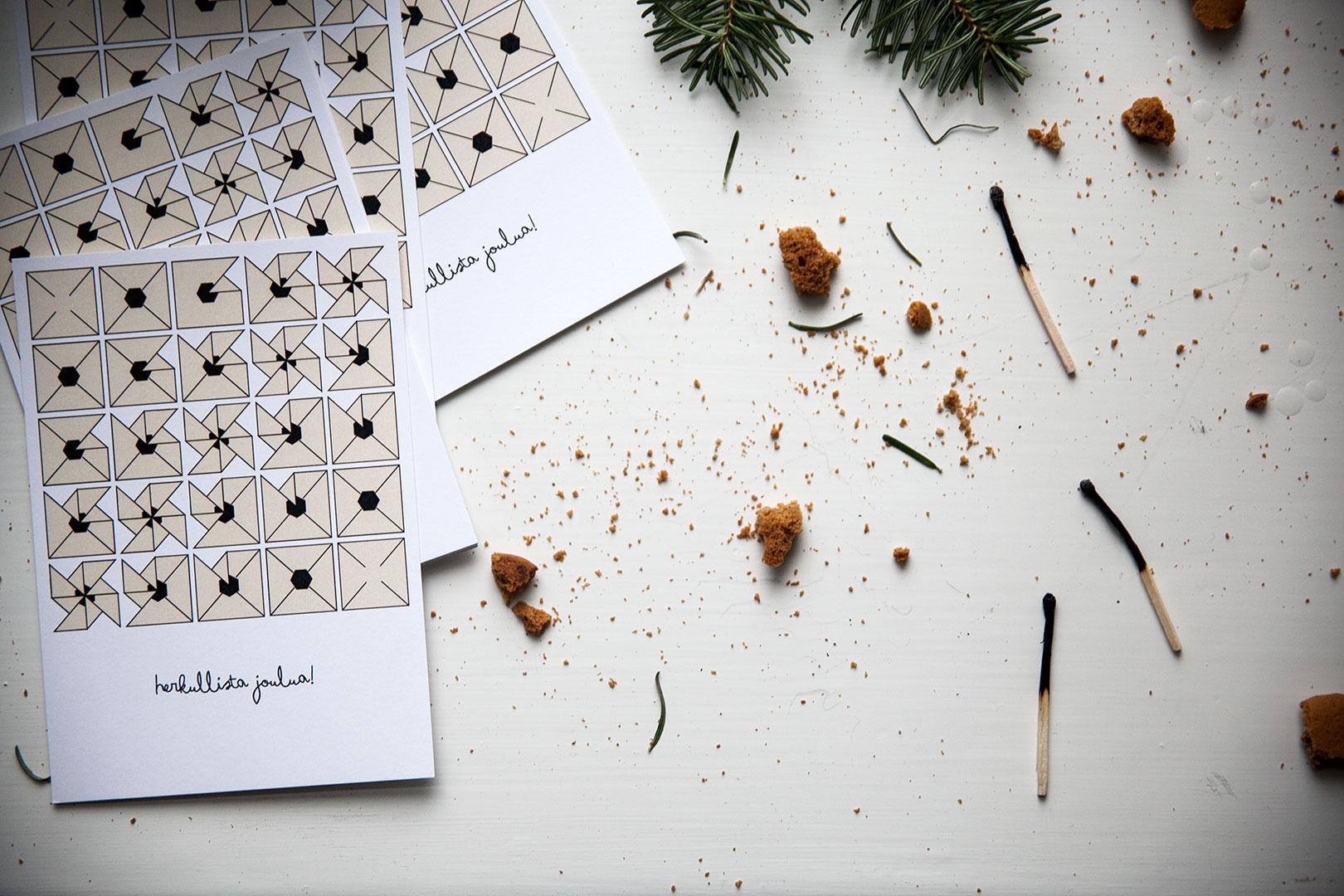 Postikortti  | Joulutorttu