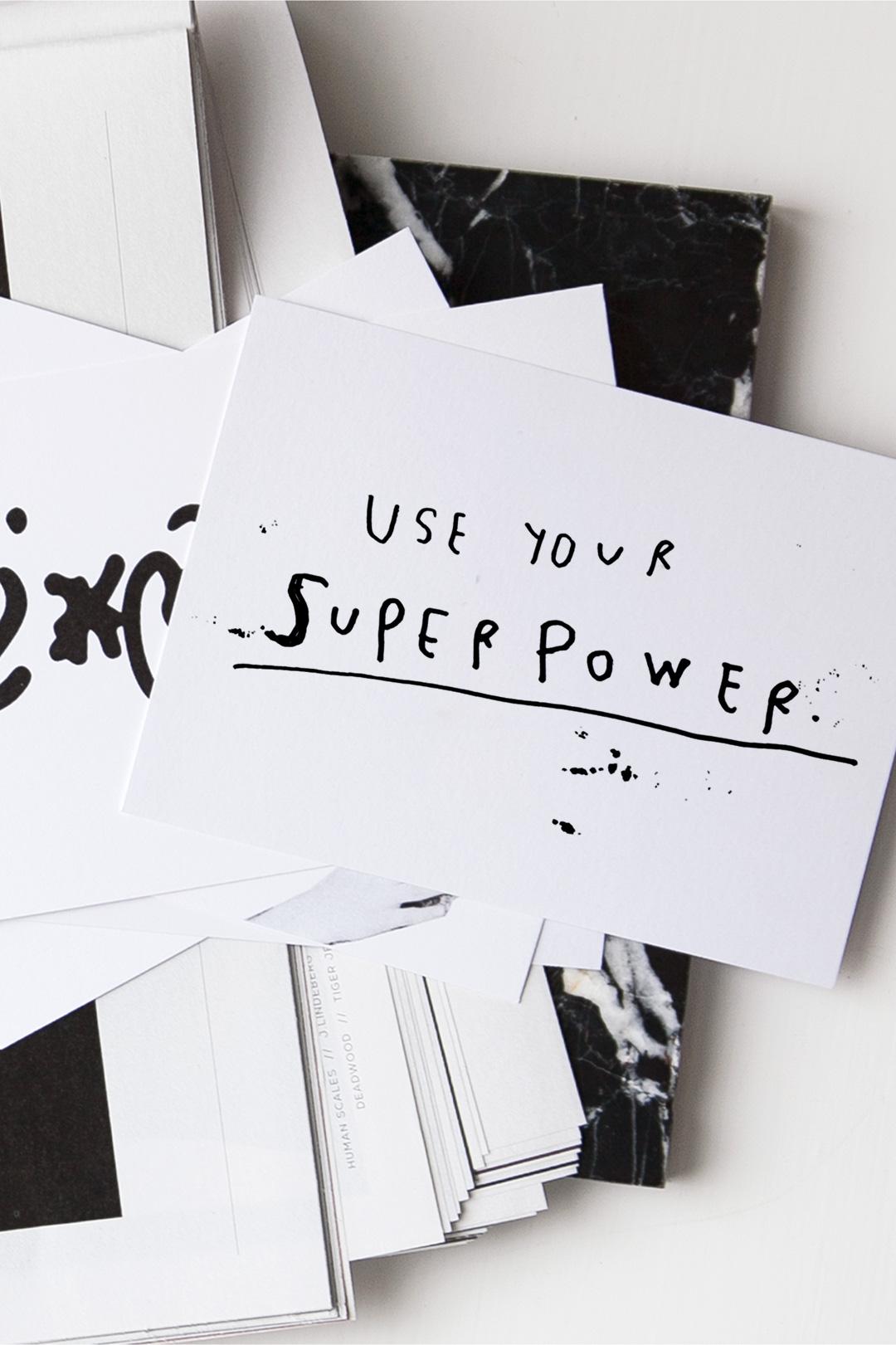 Postikortti | Superpower 1