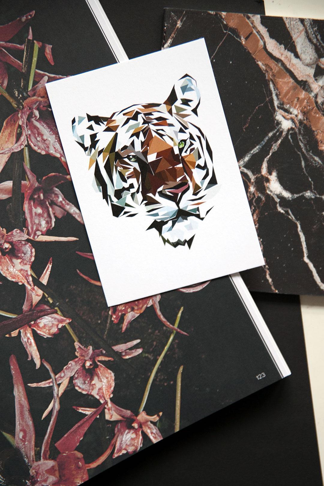 Postikortti | Tiger 3