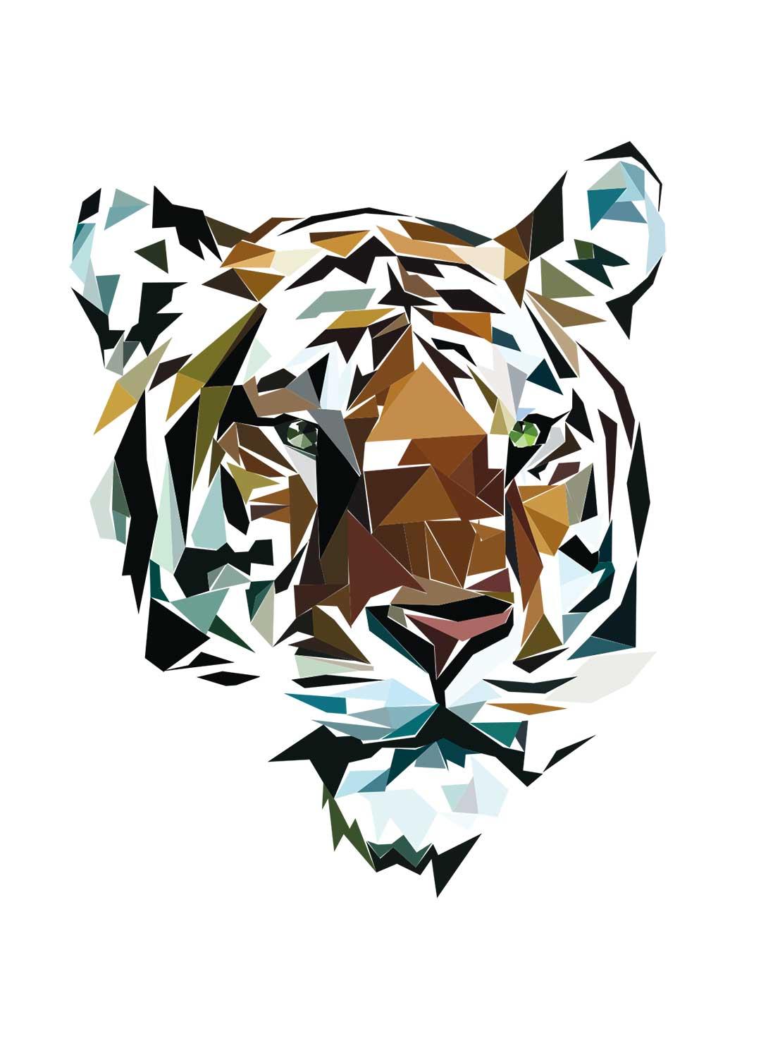Postikortti | Tiger 2