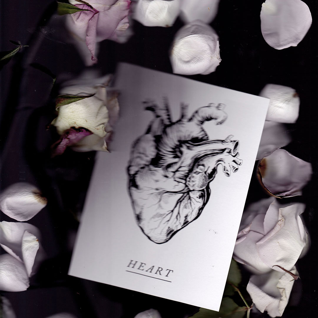 Postikortti | Heart 1