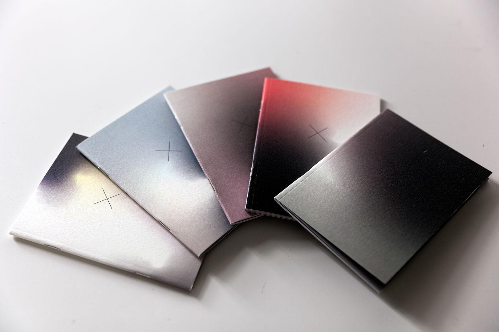 Aura notebook Elements A6 | 5 vihkon setti 19