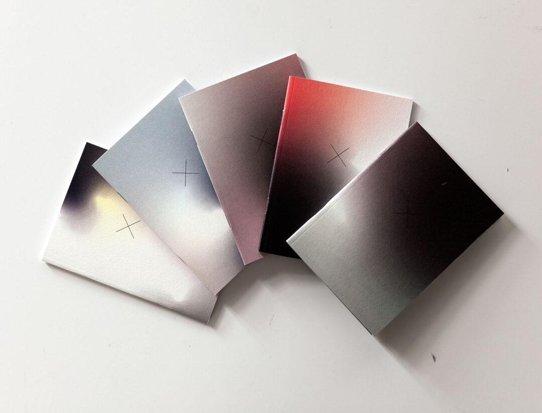 Aura notebook Elements A6 | 5 vihkon setti 6