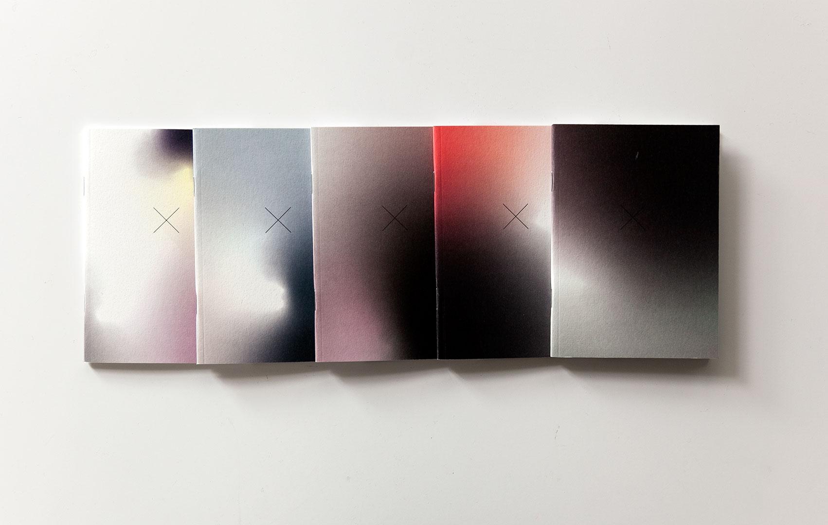 Aura notebook Elements A6 | 5 vihkon setti 20