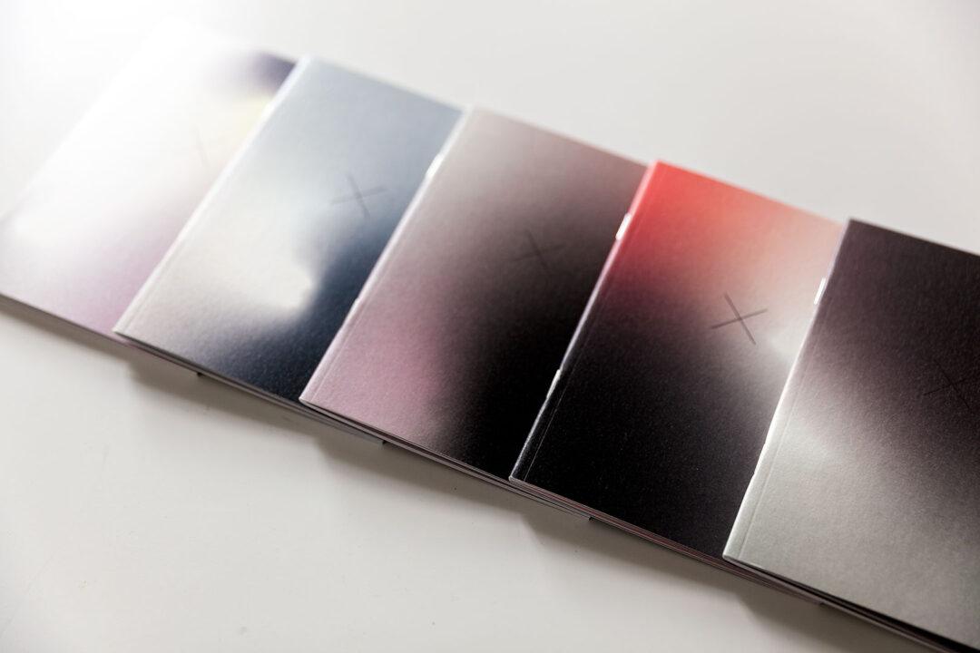 Aura notebook Elements A6 | 5 vihkon setti 16