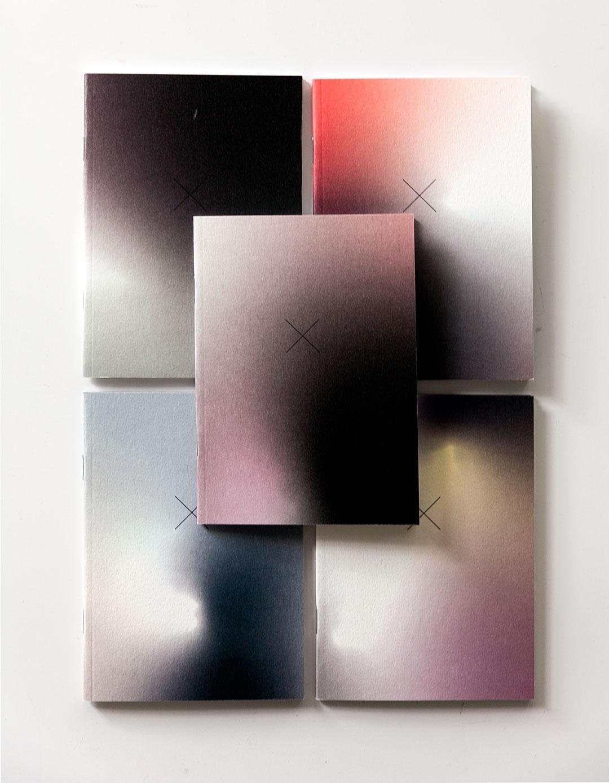 Aura notebook Elements A6 | 5 vihkon setti 1