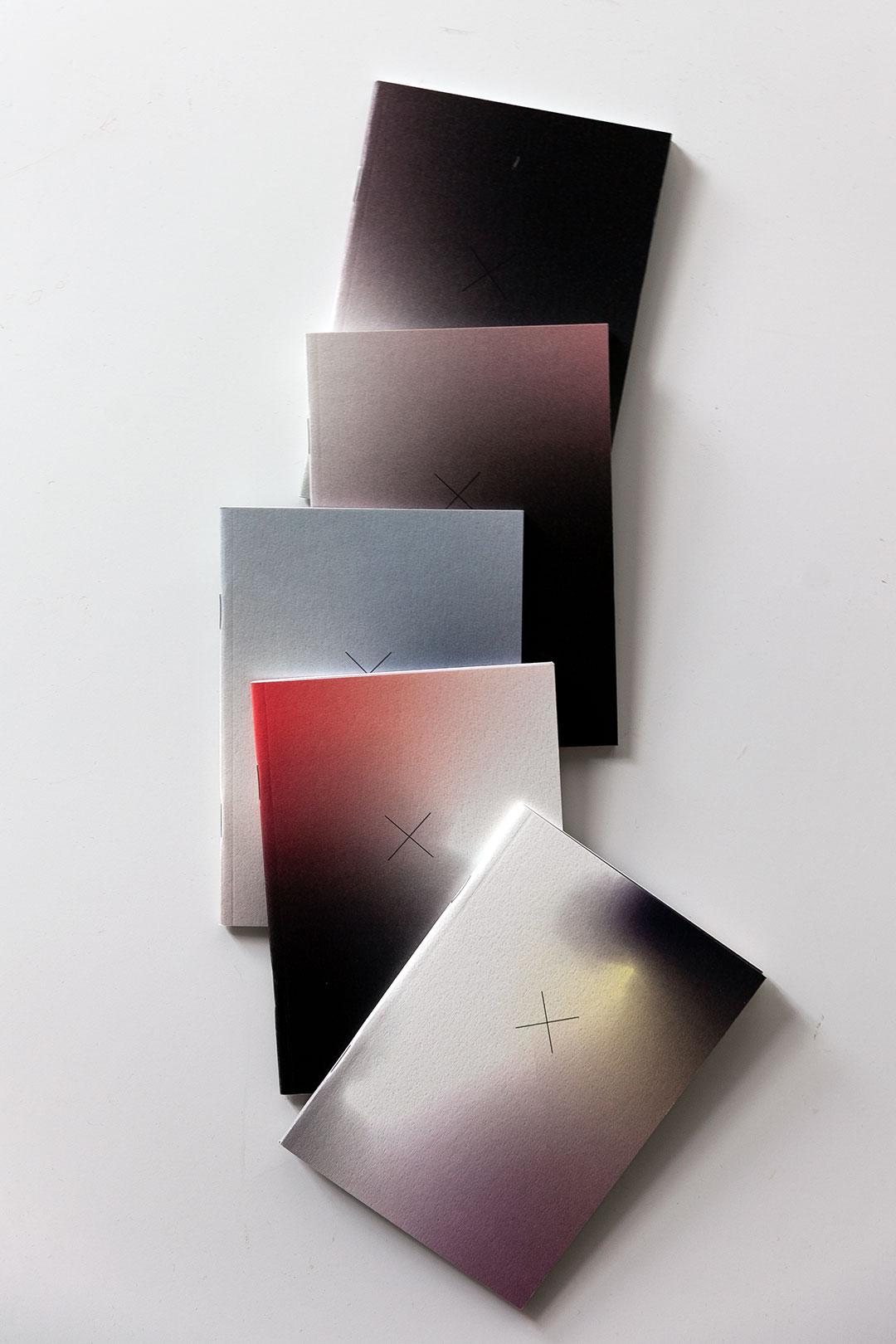 Aura notebook Elements A6 | 5 vihkon setti 17