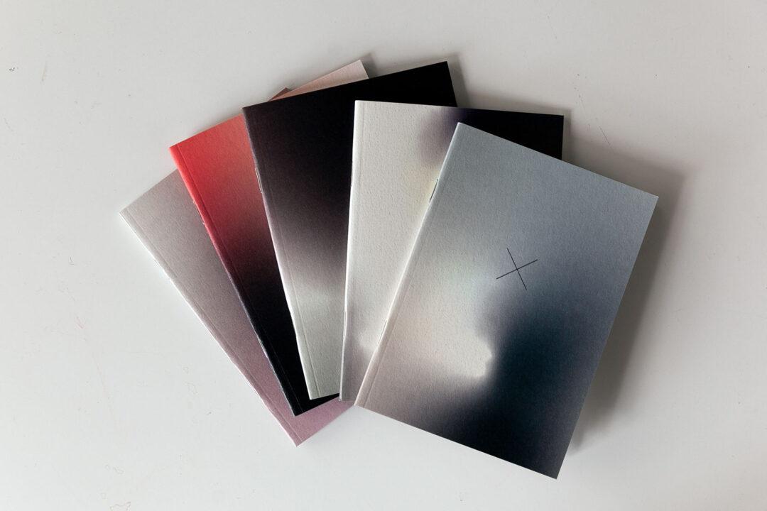 Aura notebook Elements A6 | 5 vihkon setti 2
