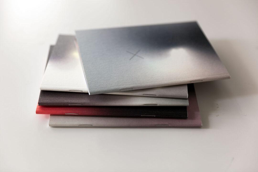 Aura notebook Elements A6 | 5 vihkon setti 9