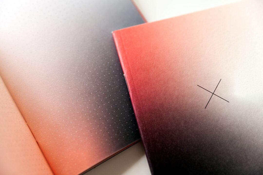 Aura notebook Elements A6 | Fire 3