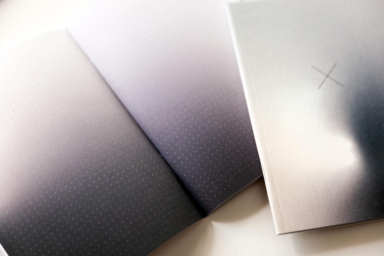 Aura notebook Elements A6   Water