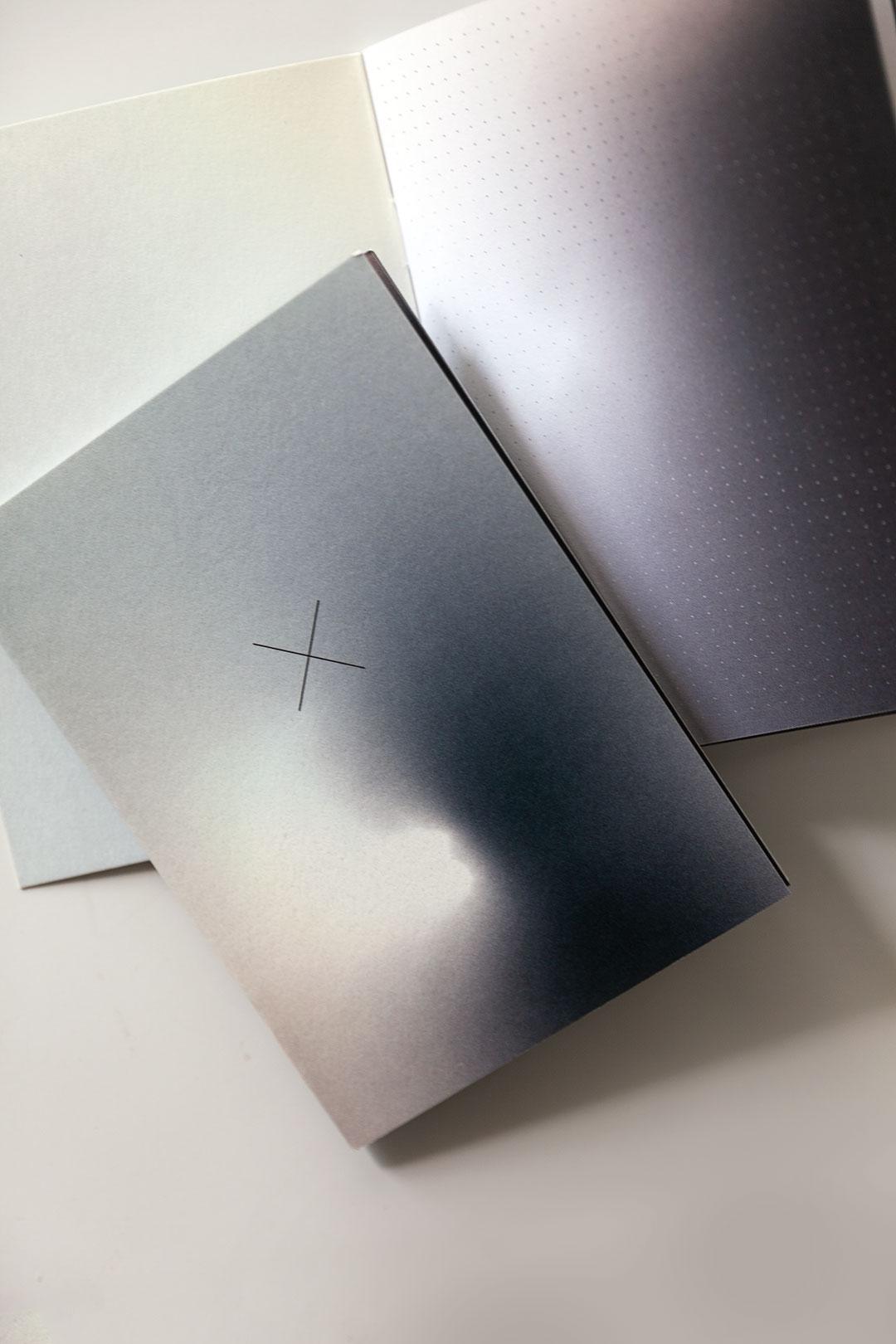 Aura notebook Elements A6   Water 2