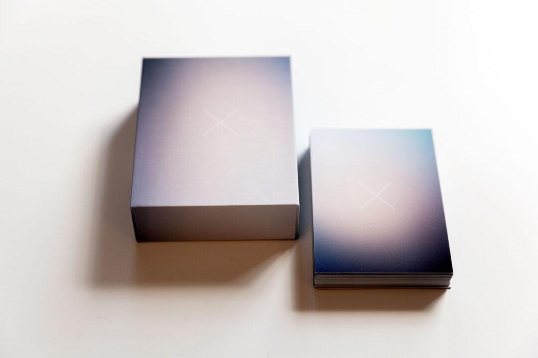 Aura notebook Miracle Lines | journaling-kortit 20