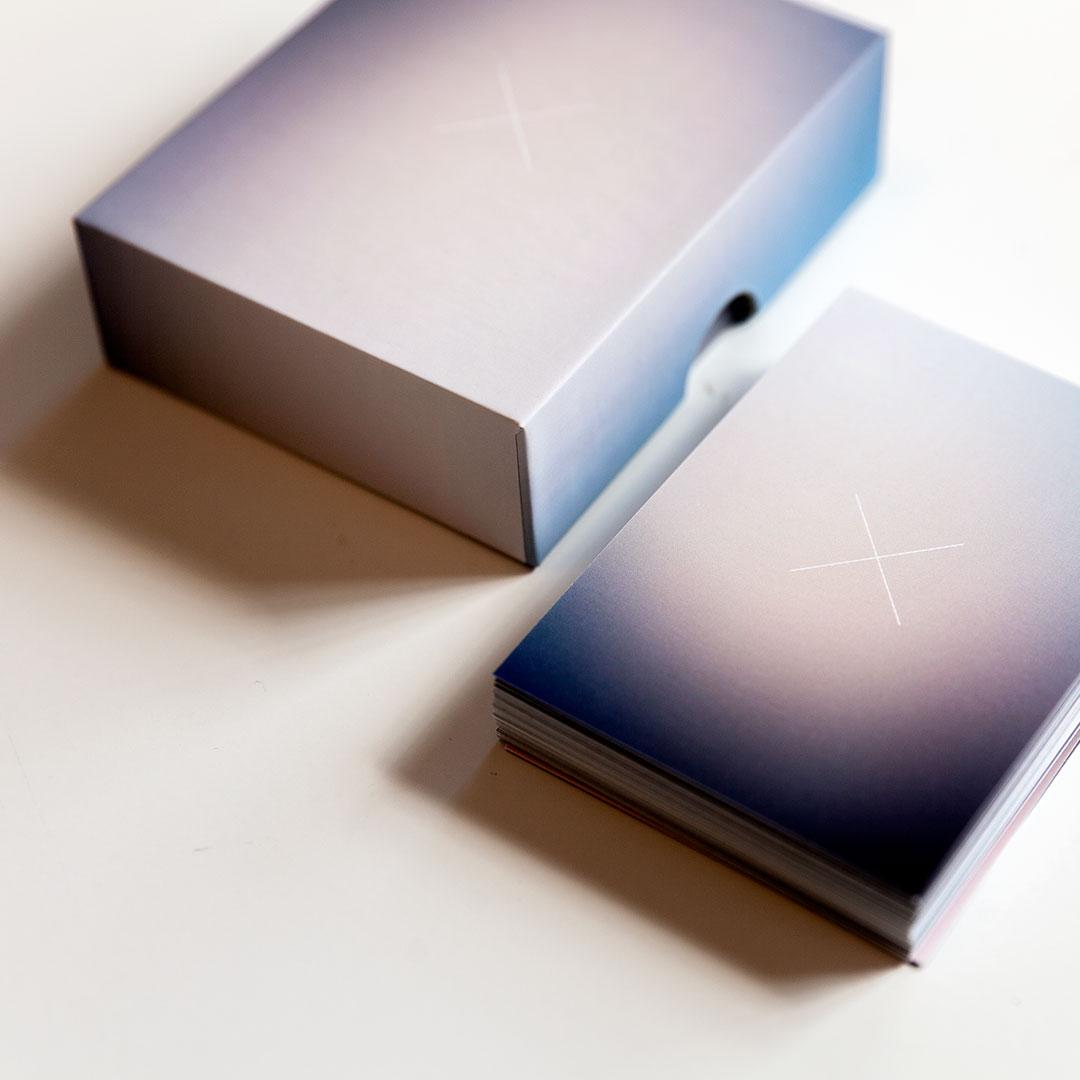 Aura notebook Miracle Lines | journaling-kortit 4