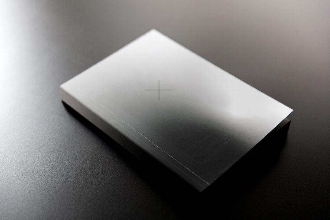 Aura notebook A5 Monochrome slim   bullet journal 24