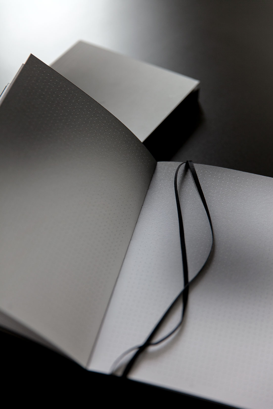 Aura notebook A5 Monochrome slim   bullet journal 21