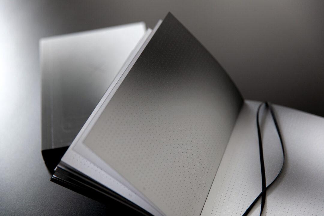 Aura notebook A5 Monochrome slim   bullet journal 19