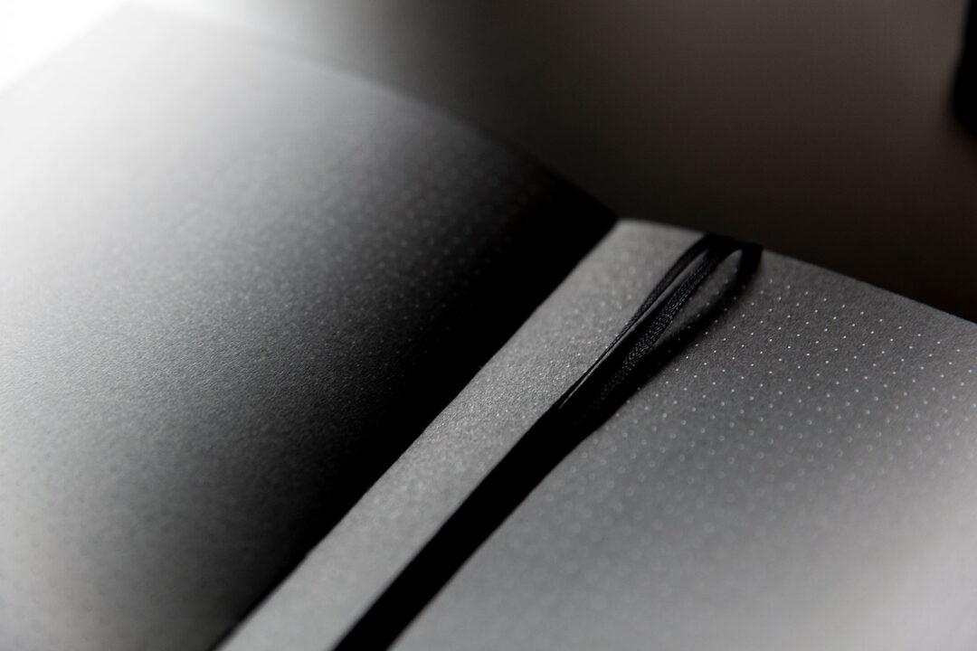 Aura notebook A5 Monochrome slim   bullet journal 12