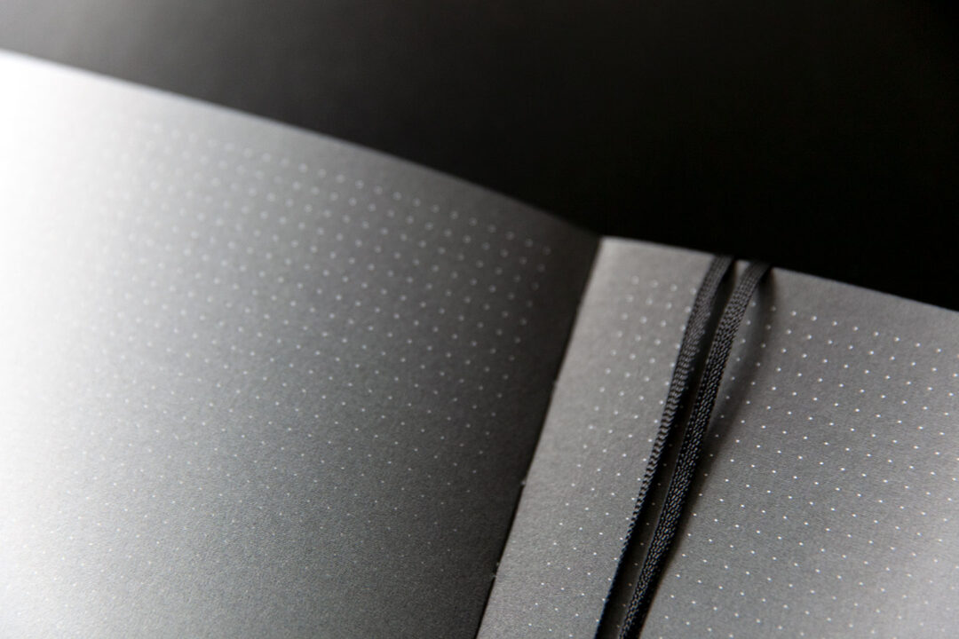 Aura notebook A5 Monochrome slim   bullet journal 11