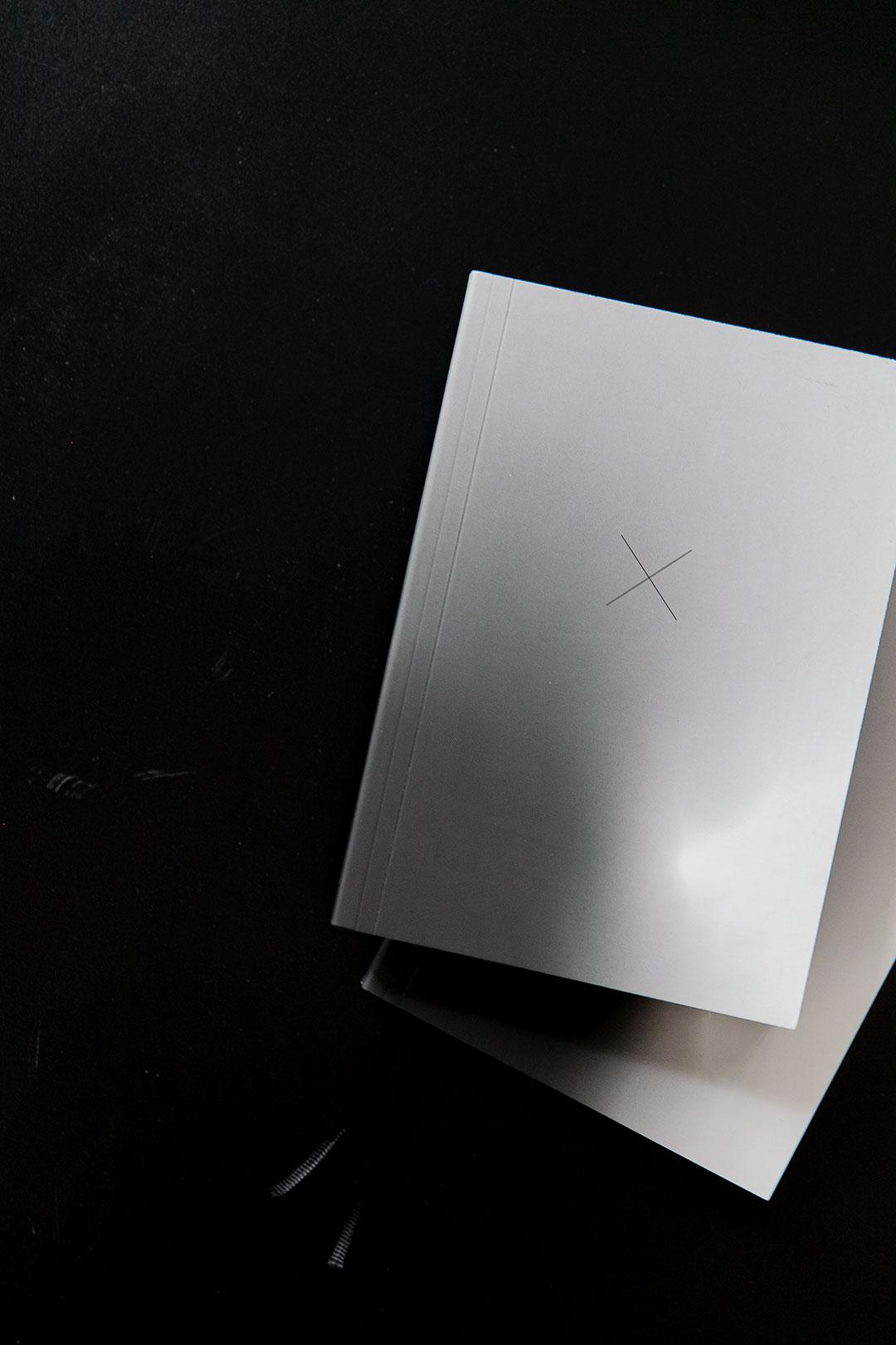 Aura notebook A5 Monochrome slim   bullet journal 8
