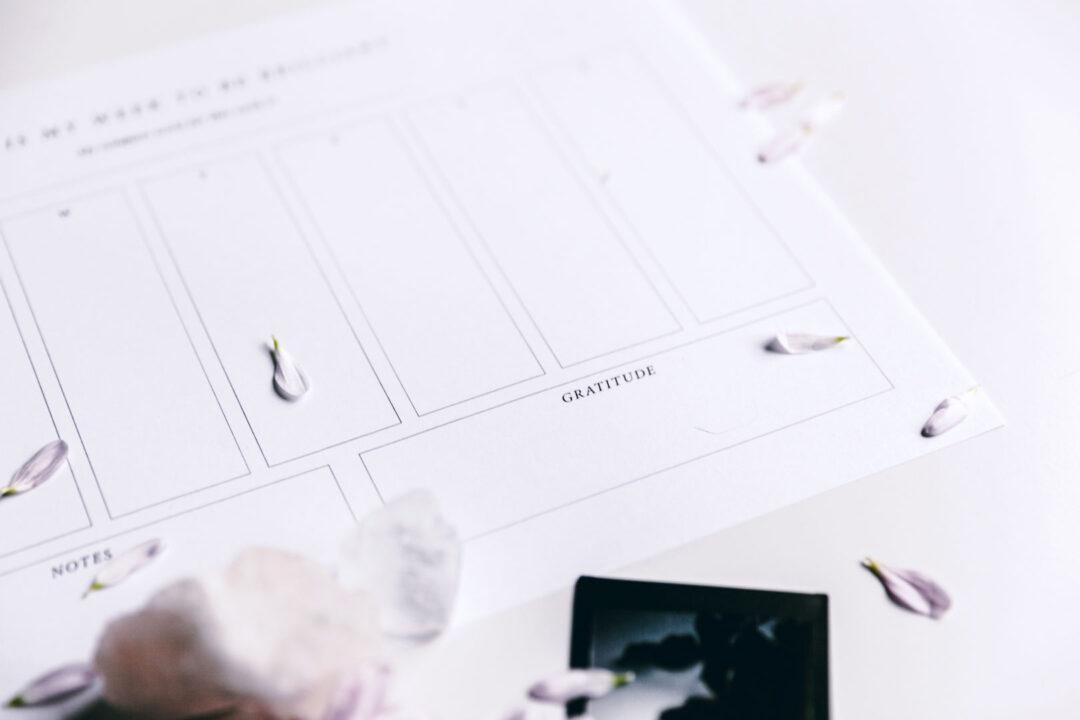 Viikkosuunnitelma | tulostettava 27