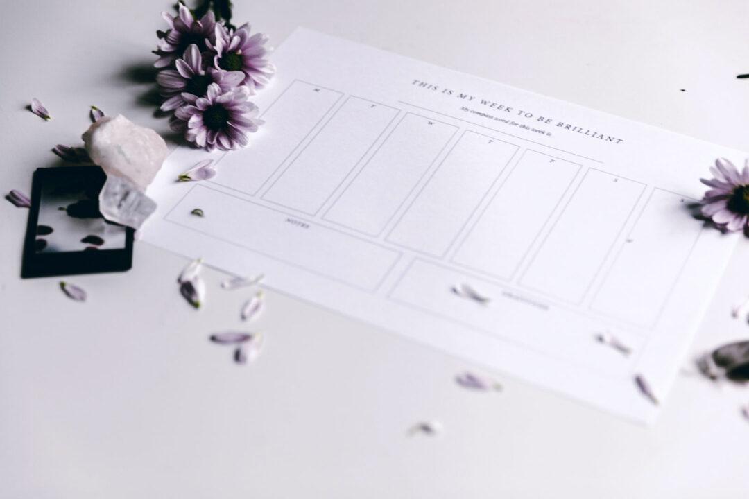 Viikkosuunnitelma | tulostettava 15