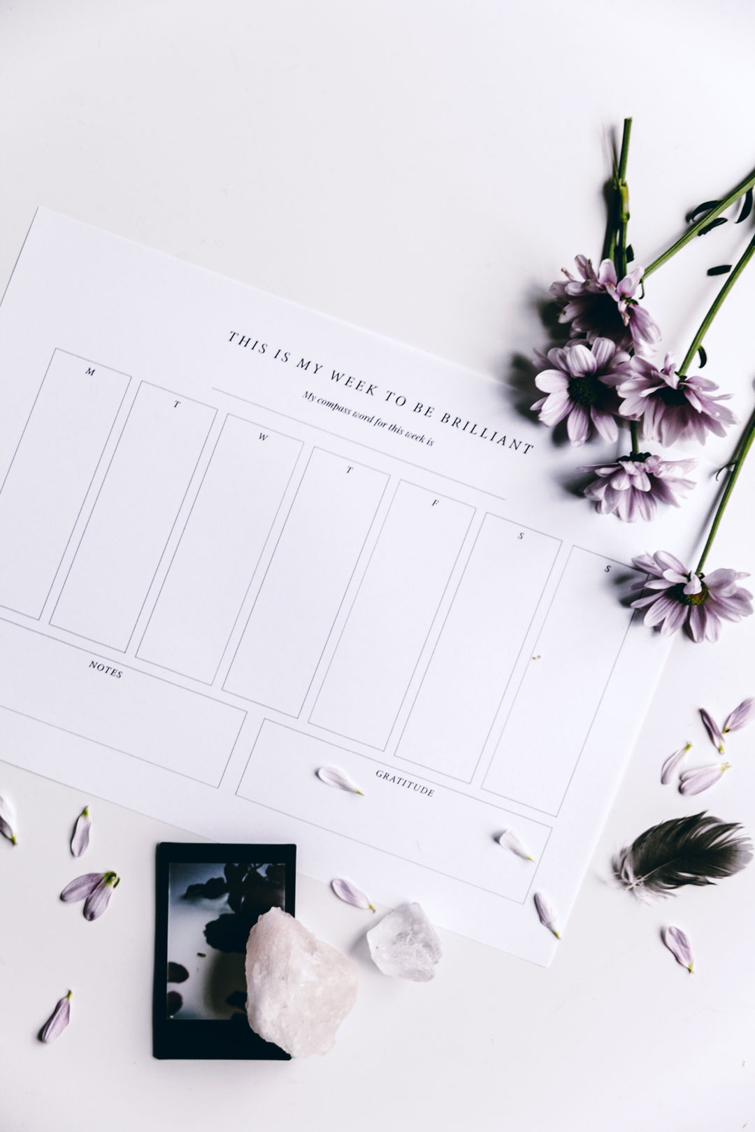 Viikkosuunnitelma | tulostettava 10
