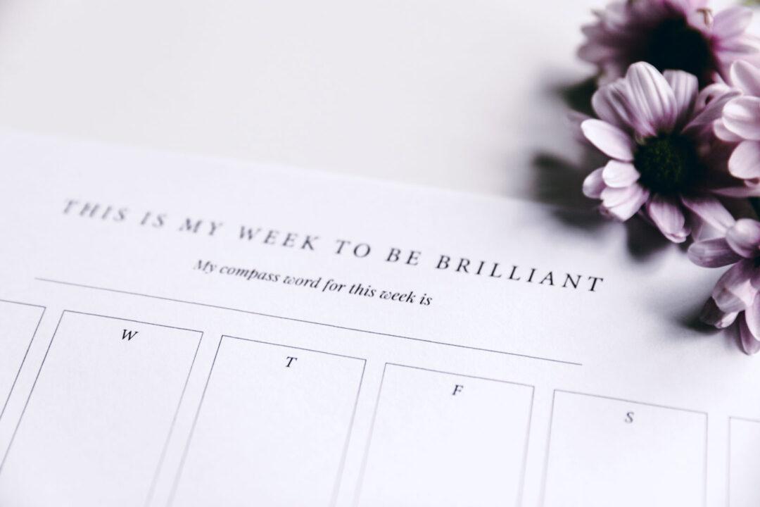 Viikkosuunnitelma | tulostettava 23