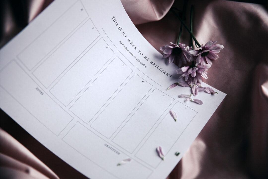 Viikkosuunnitelma | tulostettava 11