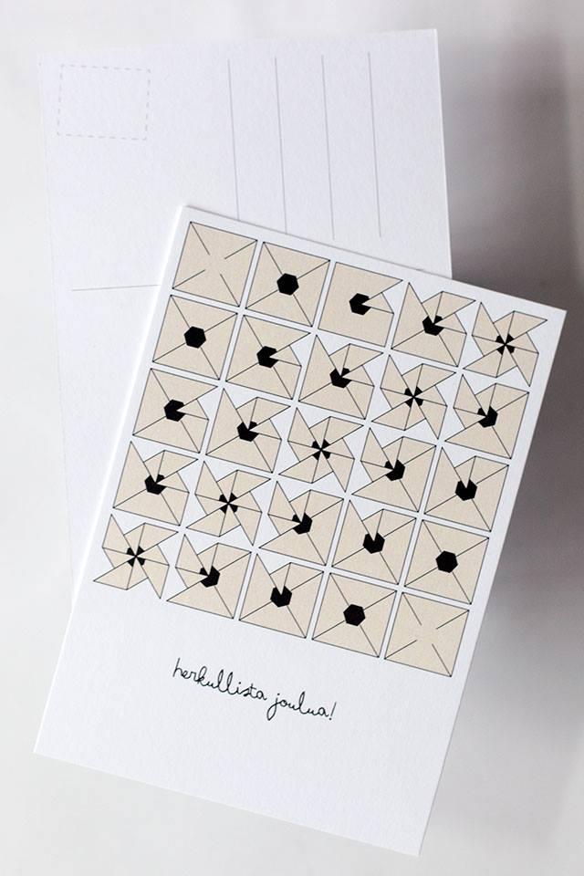Postikortti | Joulutorttu 3