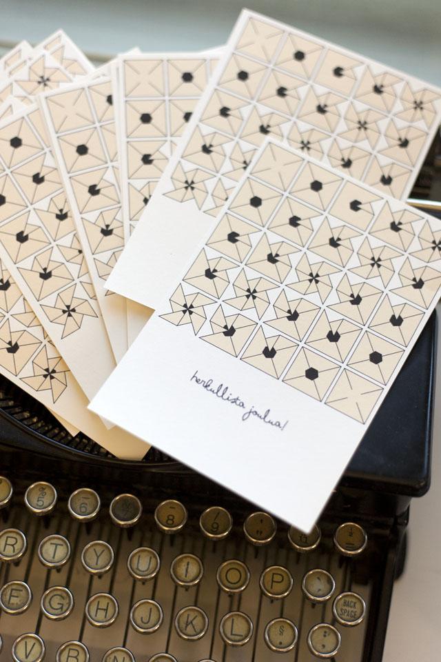 Postikortti | Joulutorttu 2