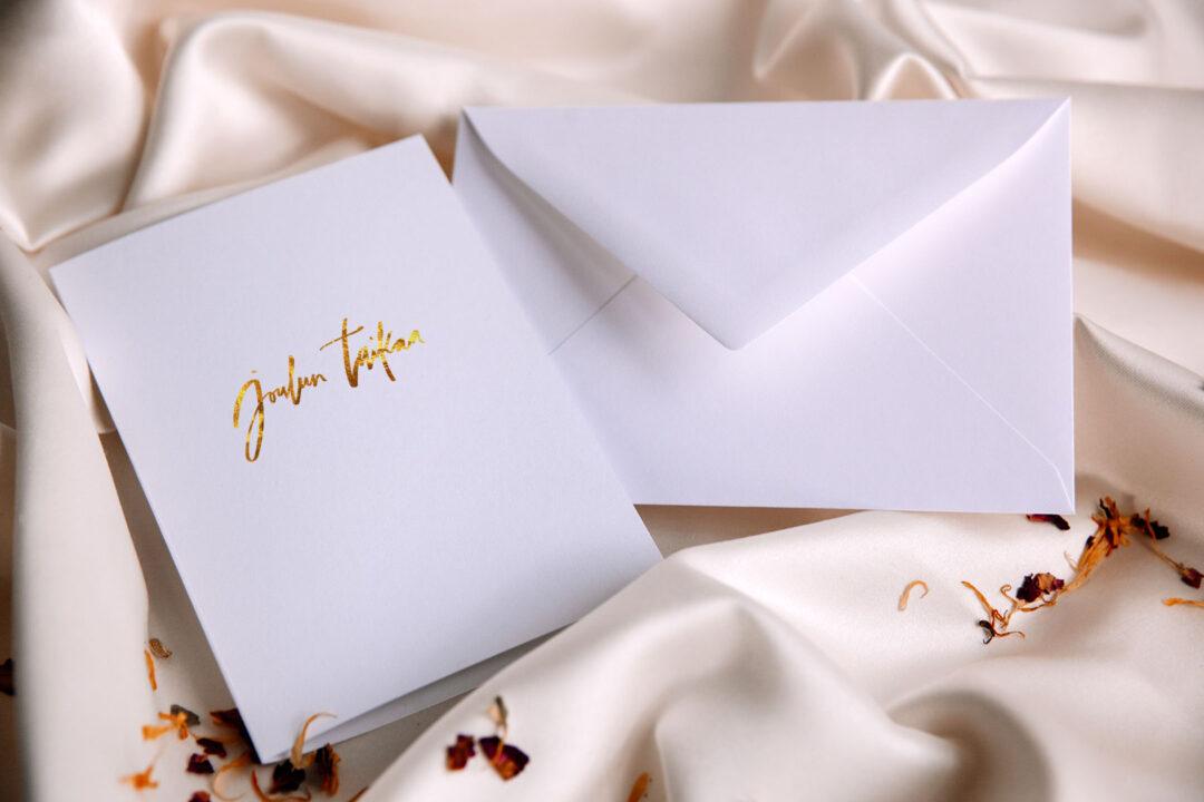 2-osainen kortti | Joulun taikaa 2