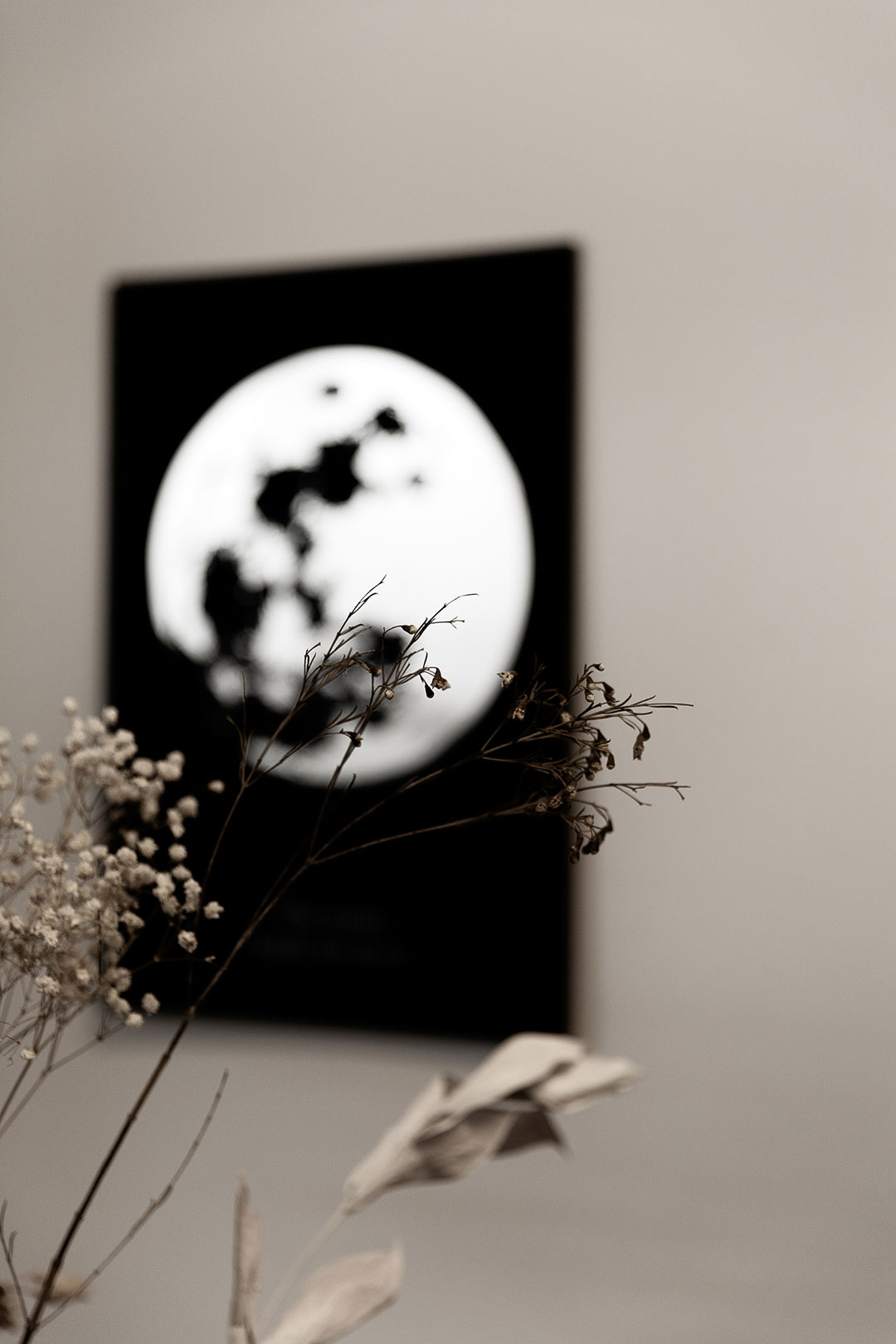 Juliste | The moon made me do it 2