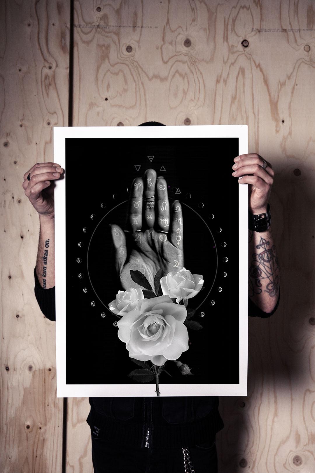 Juliste | Palmistry 1