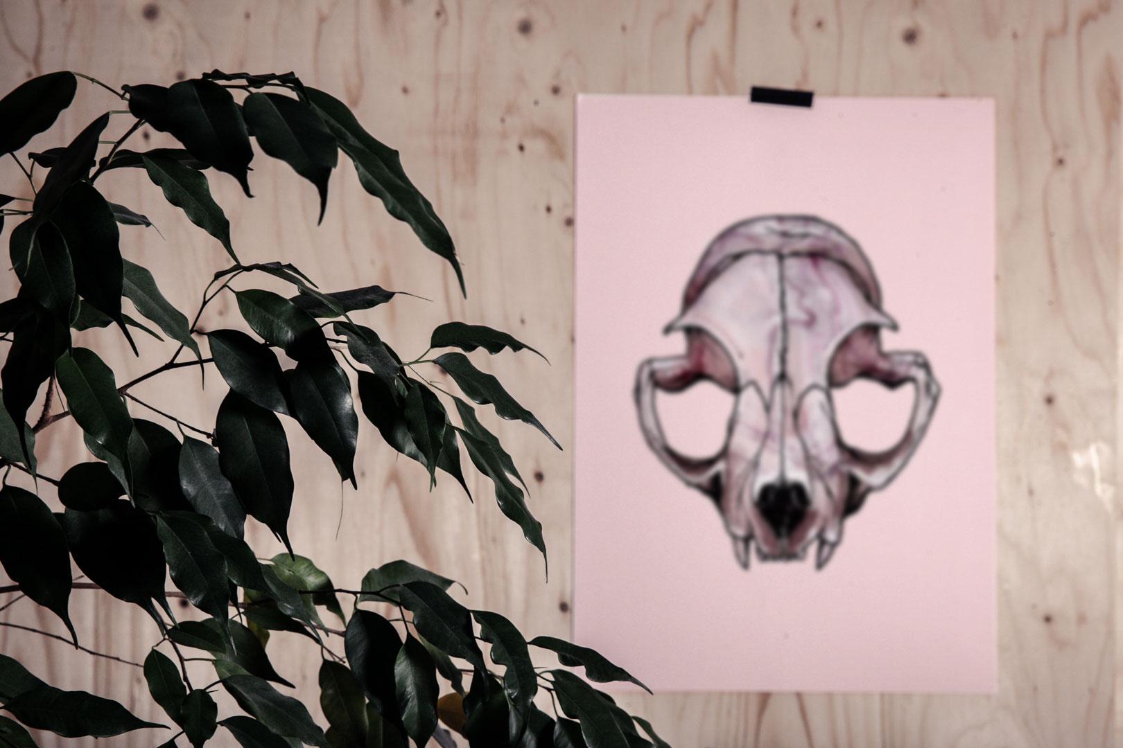 Juliste | Spirit animal